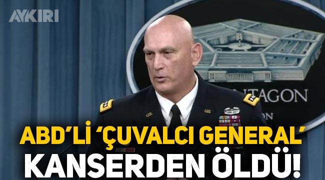 Irak'ta Türk askerinin başına çuval geçiren ABD'li komutan Raymond Odierno kanserden öldü
