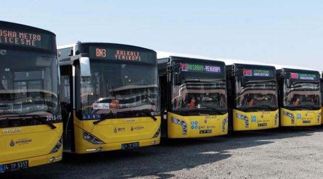 İstanbul'da 6 Ekim'de İBB'ye ait toplu taşıma ücretsiz!