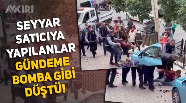 İstanbul Kağıthane'de çekilen görüntüler tartışılıyor