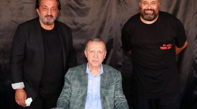 MasterChef Türkiye jürileri Erdoğan'la buluştu
