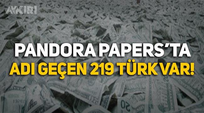 Necati Doğru: Pandora Papers'ta adı geçen 219 Türk kim?