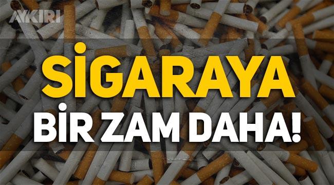Sigara fiyatları ne kadar? Sigarada JTI grubuna 1 lira zam geldi!