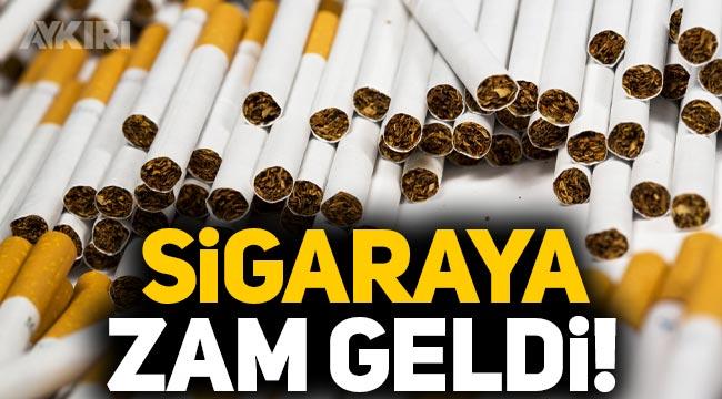 Sigaraya zam mı geldi? yeni sigara fiyatları, sigara fiyat listesi