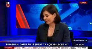 Halk TV'de Devlet Bahçeli ile ilgili yapılan parodi haber gerçek sanıldı